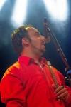 Nicolas Uleri, galoubet et accordéon diato