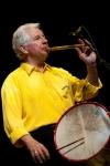 Robert Calvani, galoubet et tambourin